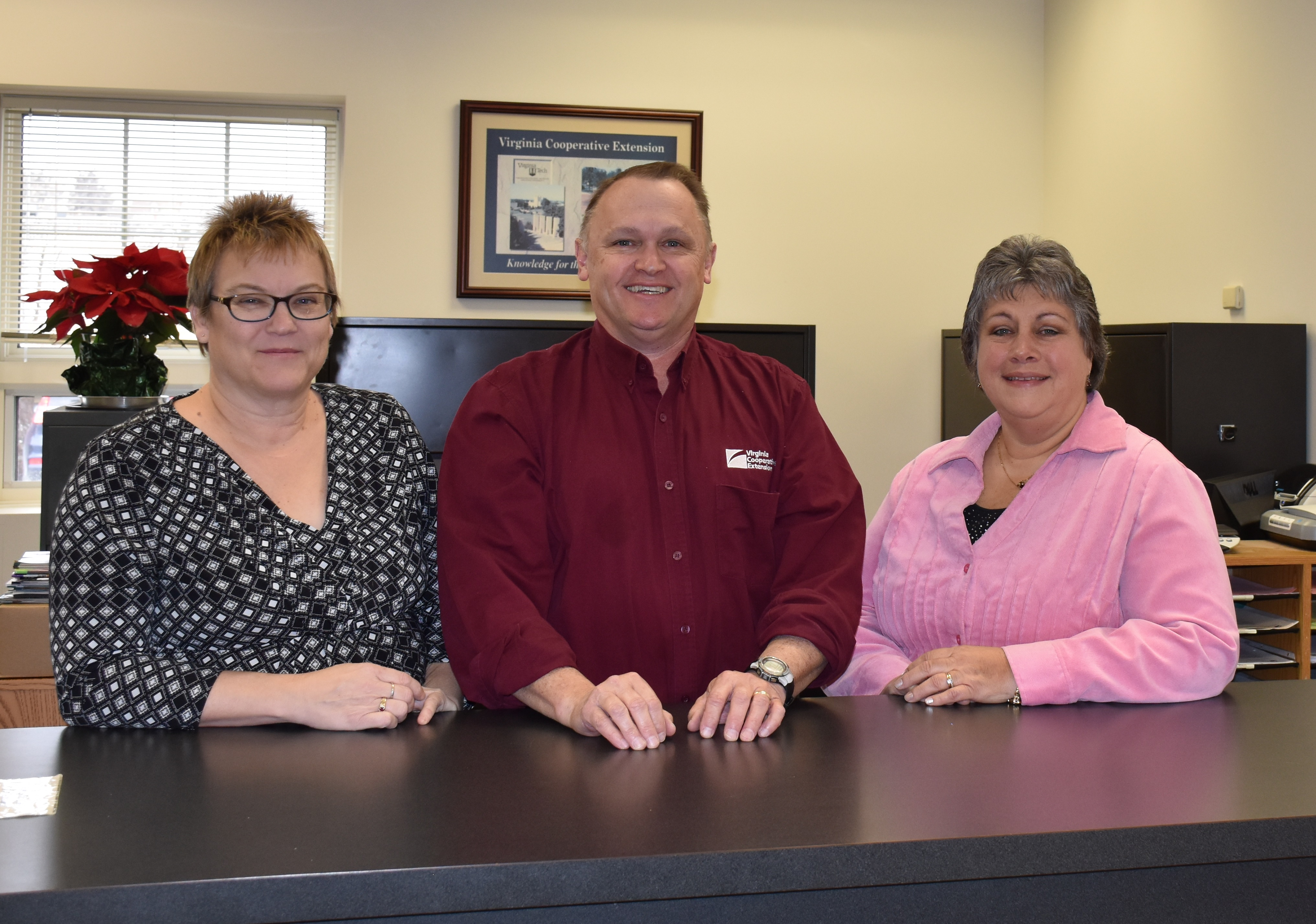 Shenandoah County Staff